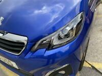 2019 Peugeot 108 1.0 72 Collection 5dr Hatchback Petrol Manual