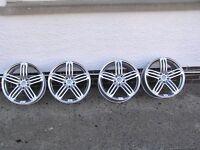 Audi RS6 replica rims