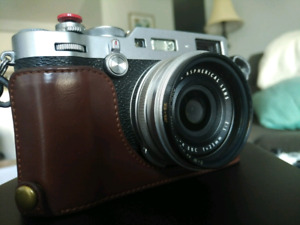 Fuji x100f with lots of extras!