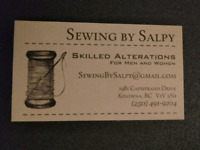 Sewing By Salpy