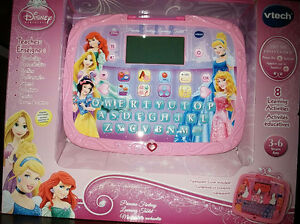 Ordinateur VTech Les princesses de Disney