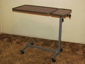 TILT-Top Over Bed Table
