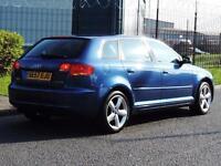 2008 Audi A3 2.0 TDI Sport Sportback 5dr