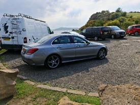 image for 2016 Mercedes-Benz C220d AMG Line Premium Plus (Top spec)