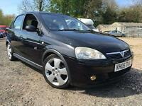 2005 Vauxhall Corsa 1.7 CDTi SRi 5dr (a/c)