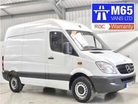 MERCEDES-BENZ SPRINTER SHORT WHEELBASE 2.1CDI SWB PANEL VAN