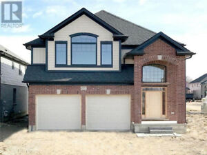 London New 4 Bedroom House On Ravine Lot In Hyde Park Area.
