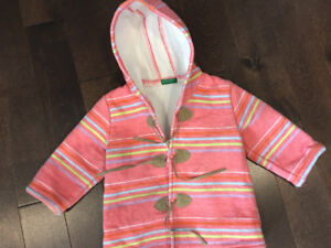 Girls 9 month fall jacket - United Colors of Benetton