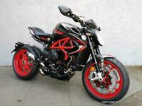 New MV Agusta Dragster RC, Non SCS model. With Race Kit. Dragster RR RC