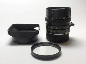 Leica M Elmarit 28mm f/2.8 Canadian v.3-reduced