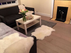 Double Room + Living room, 1 minute walk to central line, Zone 3 - 20 minutes to Central London!!
