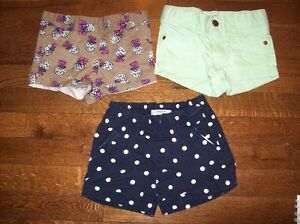 OshKosh Shorts, Girls Size 3