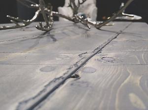 Brand new handmade table