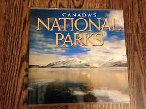 """Canada's National Parks"" Book"