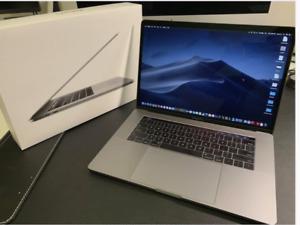 """15"""" 2016 MacBook Pro TOUCHBAR QUAD i7 16/2.7 512GB SSD AppleCare"""