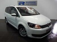 2014 64 VOLKSWAGEN TOURAN 1.6 SE TDI BLUEMOTION TECHNOLOGY 5D 103 BHP DIESEL