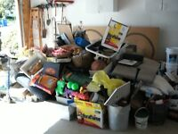 BEST In city cleaning/Junk Removal (NO minimum charge)flat rate