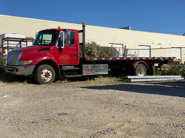 Trade Your musclecar for a career ! Flatbed tow truck ...