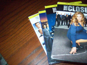 """4 DVD""""S OF THE CLOSER Kitchener / Waterloo Kitchener Area image 4"""