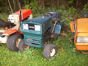 tracteur rooper