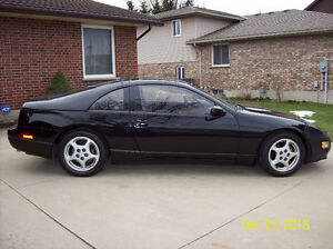 1990 Nissan 300ZX 2+2 Coupe (2 door)