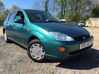 2001 Ford Focus 1.4 i 16v CL 3dr