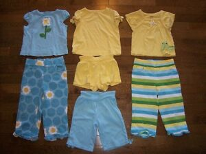 Gymboree 'A Pop of Daisies' 7 Piece Set, Size 18-24 months