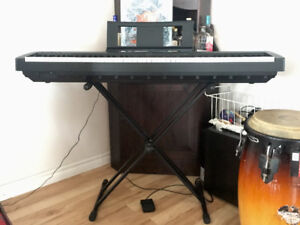 Barely played Yamaha P-45 88 fully weighted keys