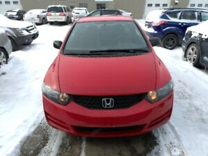 2009 Honda Civic DX-G Coupe (2 door)