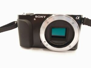 Sony Alpha NEX-3N 16MP DSLR Camera Body Only smallest Mirrorless