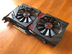 Carte vidéo Asus Radeon R9 285 2GB + Retail box