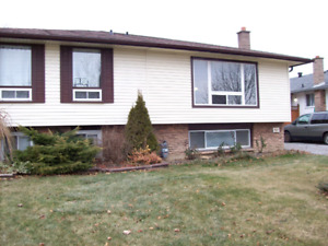 4 bedroom student house close to Brock