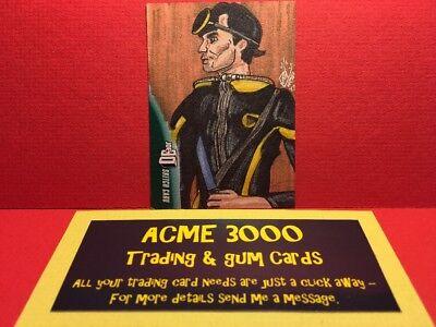 Unstoppable Gerry Anderson Collection JOE90 - DAN CURTO Sketch Card SK1 B