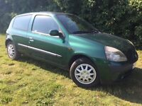 RENAULT CLIO - 1.2L - CLEAN - RELIABLE - LOW TAX & INSURANCE