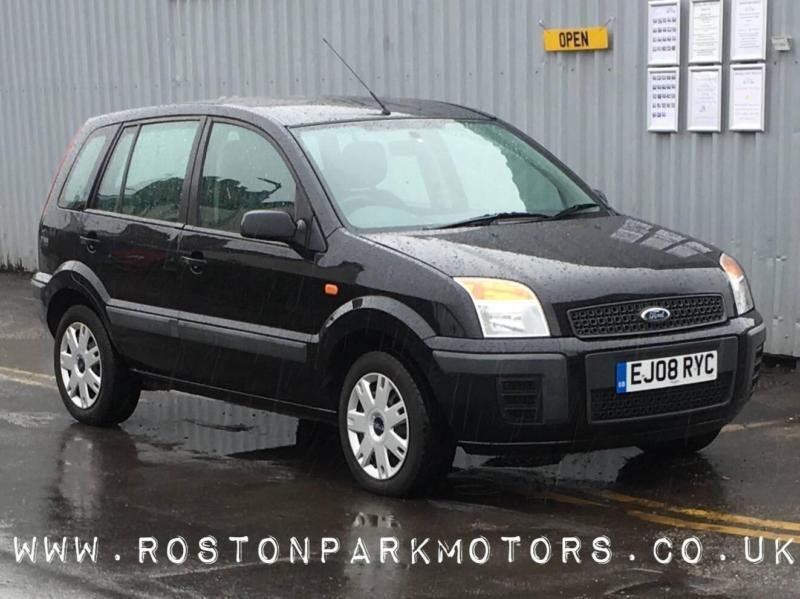 2008 Ford Fusion 1 4 Tdci Style 5dr Ac Reduced Price