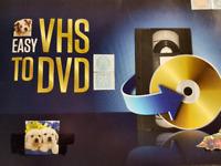 """'CONVERT VHS TO DVD"""""""