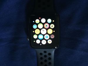 Like New - Apple MQ182CL/A Watch Nike+ 42mm