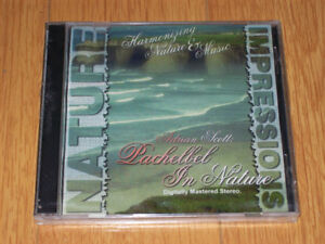 """""""Nature Impressions: Pachelbel In Nature"""" Relaxation CD - Rare!"""