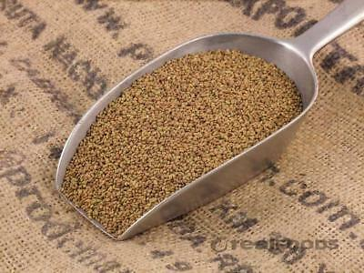 Organic Alfalfa Sprouting Seeds Certified (NON-GMO) - 2 Lbs. Certified Organic Alfalfa Seeds
