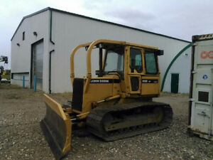 1997 John Deere 650G LGP FOR SALE
