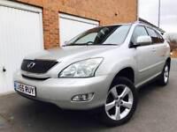 2005 55 Lexus RX300 3.0 Petrol 4x4**Full Lexus History**SATNAV++SUNROOF