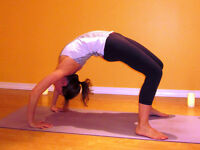 Strength and flexibility - private and group yoga classes