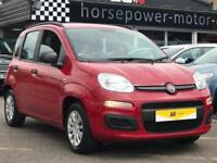 2014 Fiat Panda 1.2 Easy 5dr Petrol red Manual