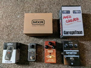 Effects Pedals - Delay - Distortion