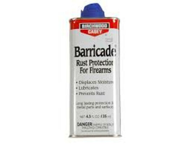 Birchwood Casey Barricade Rust Protection