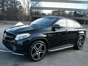 "4 21"" MERCEDES BENZ GLE45 & GLE63 WINTER TIRES (STAGGERED) *SALE"