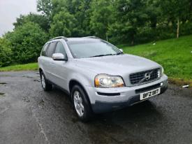 2010 volvo xc90 7 seater Diesel 4x4 awd