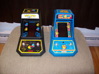 Pac Man et MS Pac Man Midway mini arcade