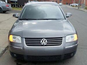 Volkswagen Passat Sedan 4dr GLS TDI Auto 2005