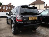 2012 Land Rover Freelander 2.2 SD4 HSE Turbo Diesel 190 BHP 6 Speed Auto 4x4 4WD
